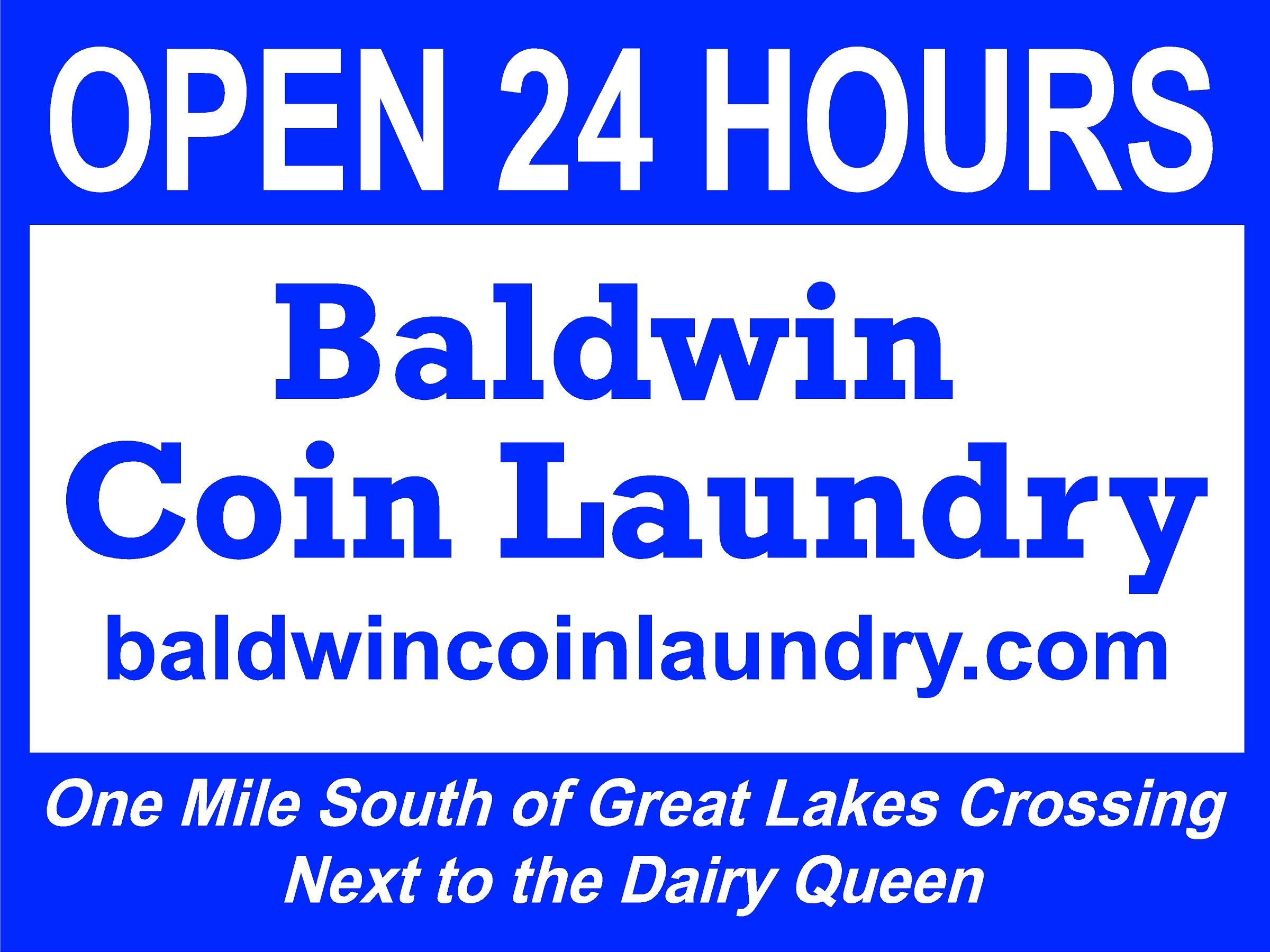 Baldwin 24hr Coin Laundry In Pontiac Mi Whitepages