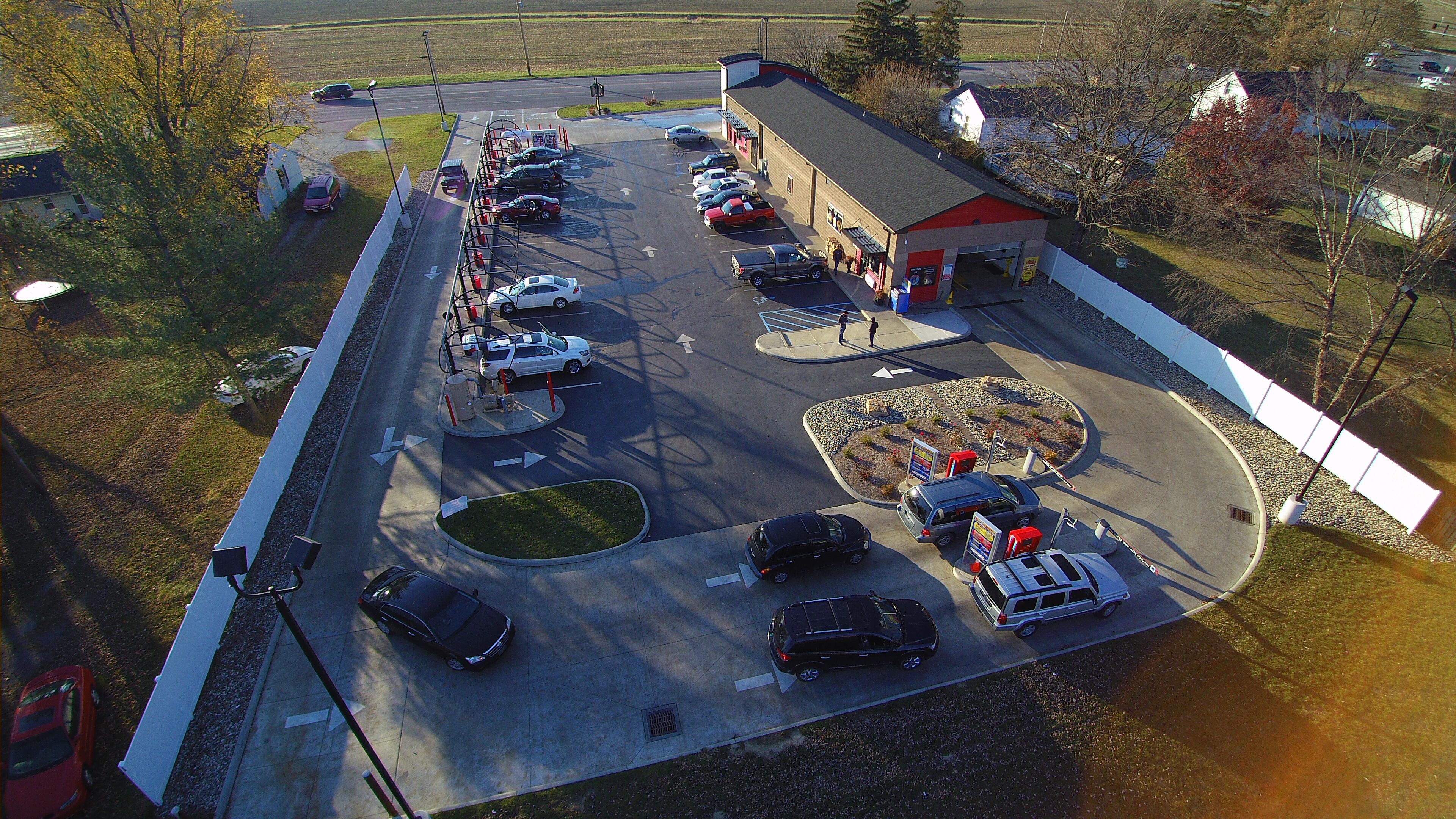 Self Serve Car Washes Near Me: Bruster's Car Wash, Lima Ohio (OH)