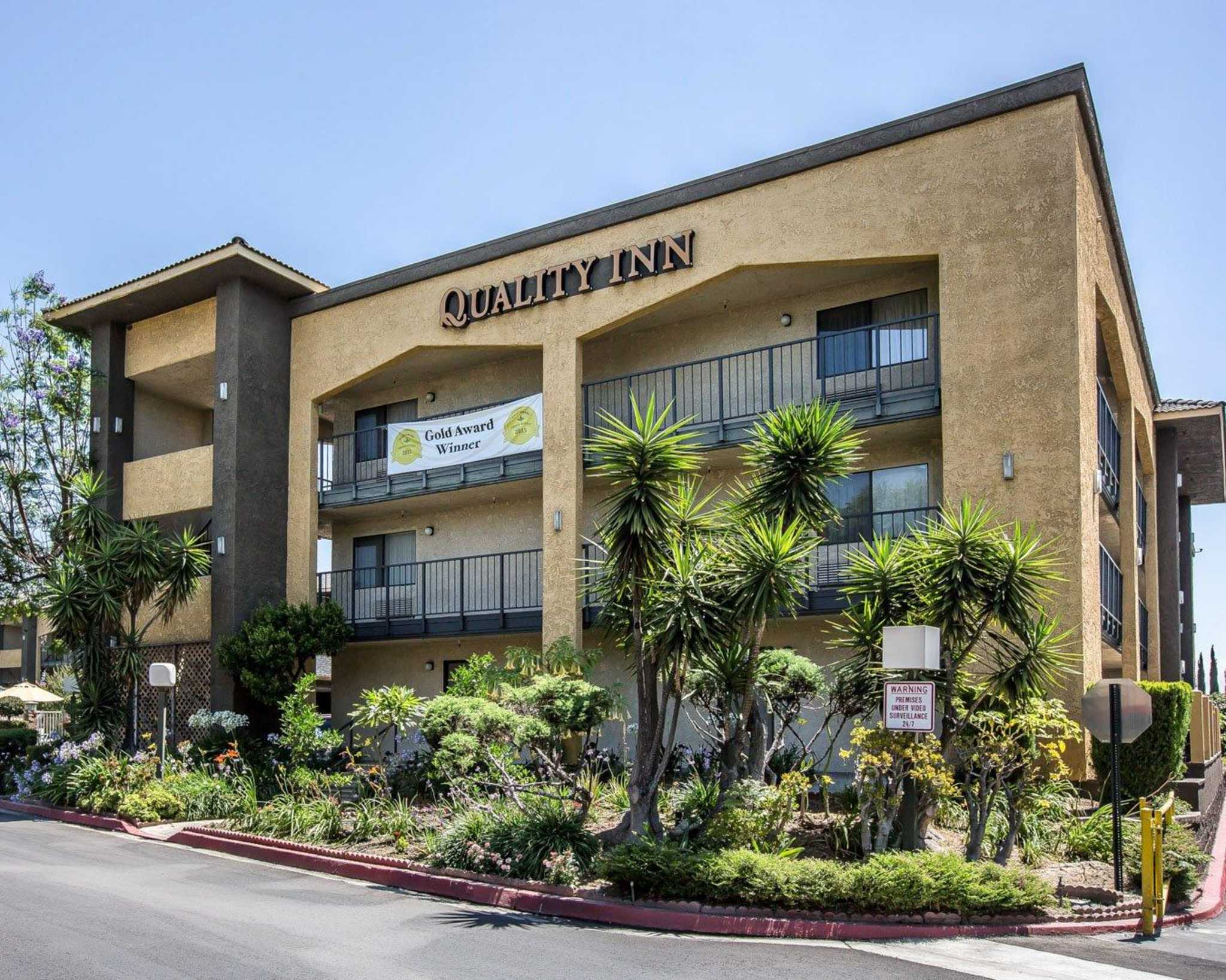 Quality inn ontario airport convention center ontario for Ontario motor inn ontario ca