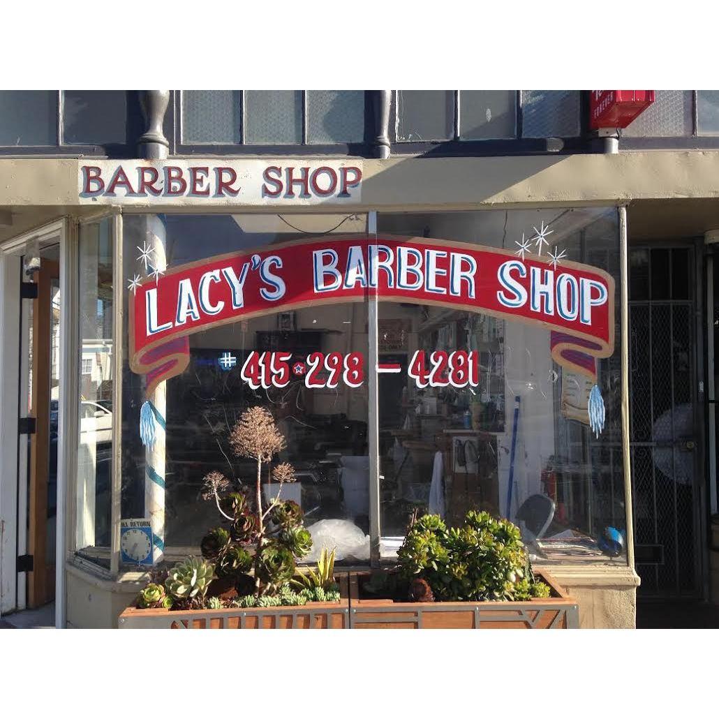 Lacy Barber Shop - Laniya Mason