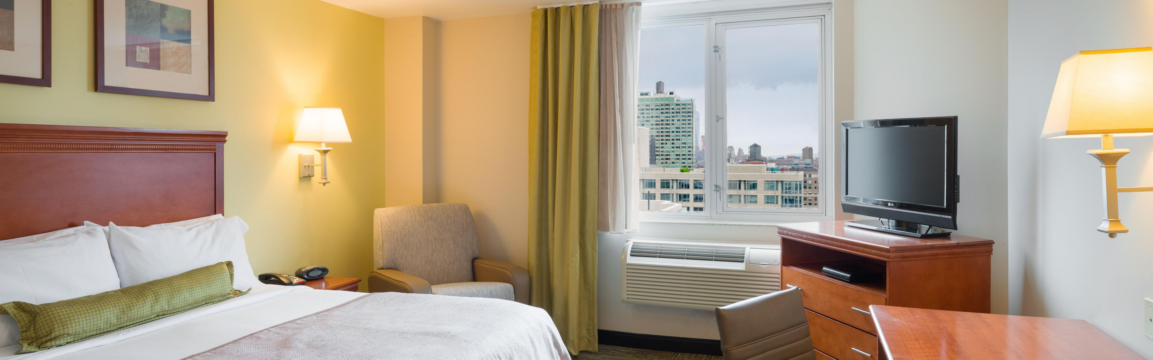 Candlewood Suites New York City Times Square New York New York Ny