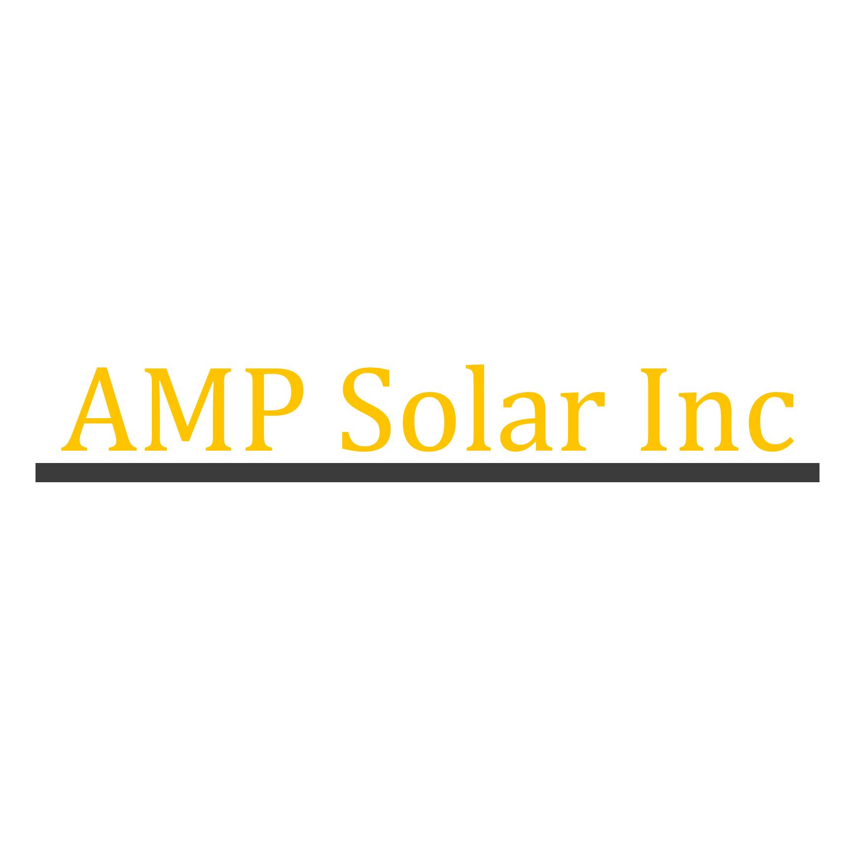 AMP Solar Inc