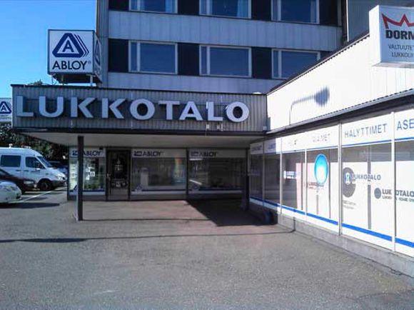 Lukkotalo - Lukko ja Kone Oy