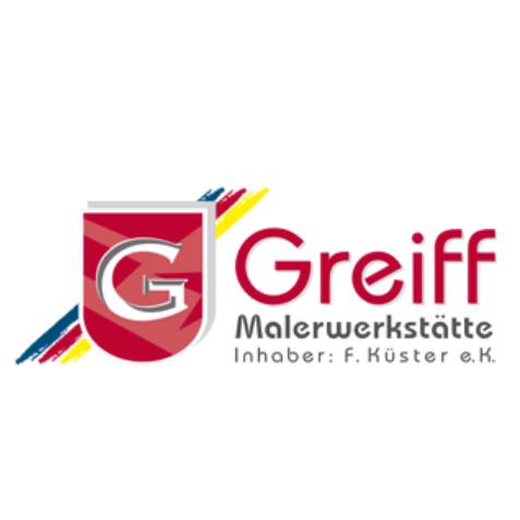 Malerwerkstätte Greiff  Franco Küster e.K. Logo