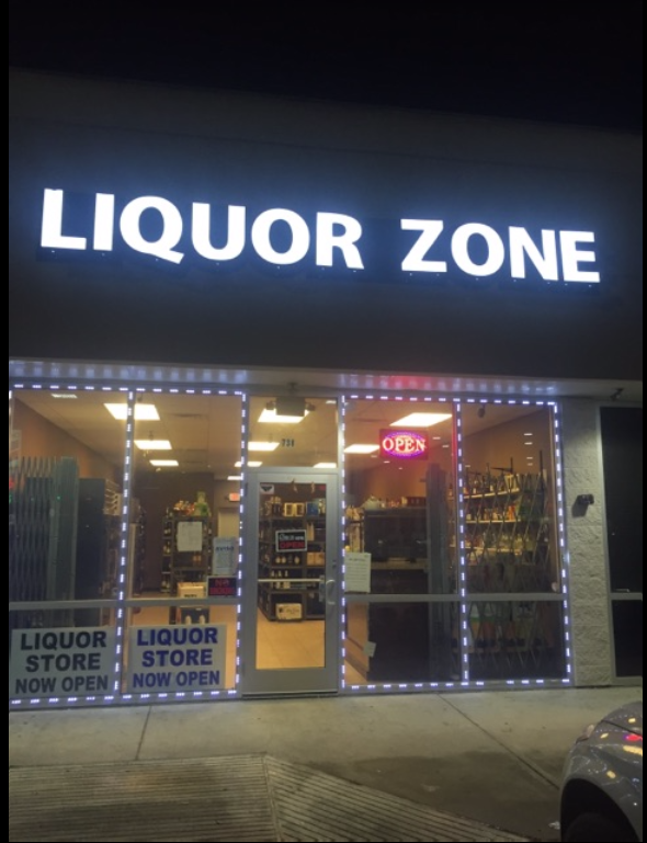 liquor zone coupons near me in dickinson 8coupons. Black Bedroom Furniture Sets. Home Design Ideas