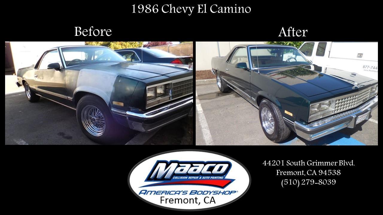 Maaco Collision Repair Amp Auto Painting Fremont California