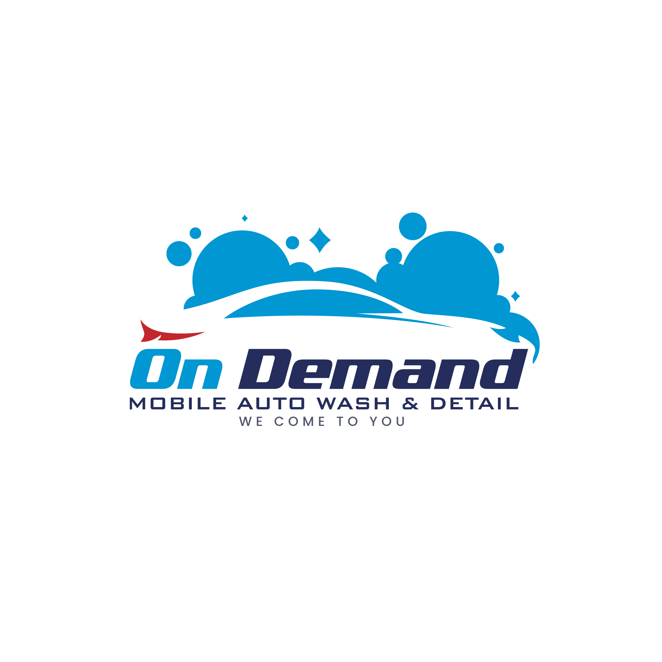 On Demand Mobile Auto Wash & Detail