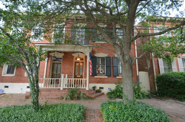 Stay savannah vacation rentals in savannah ga 31401 for Cabin rentals near savannah ga