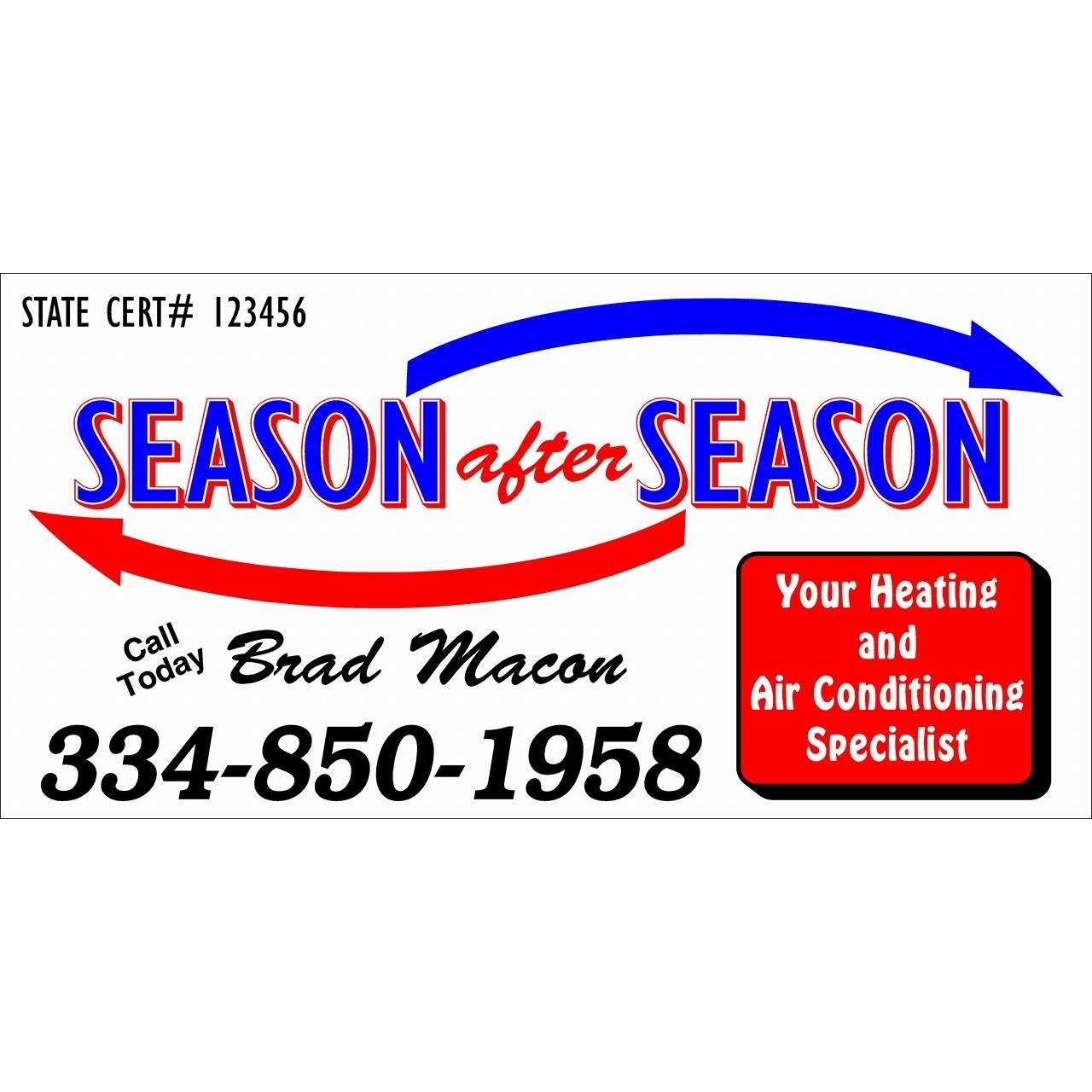 Season After Season Hvac Llc