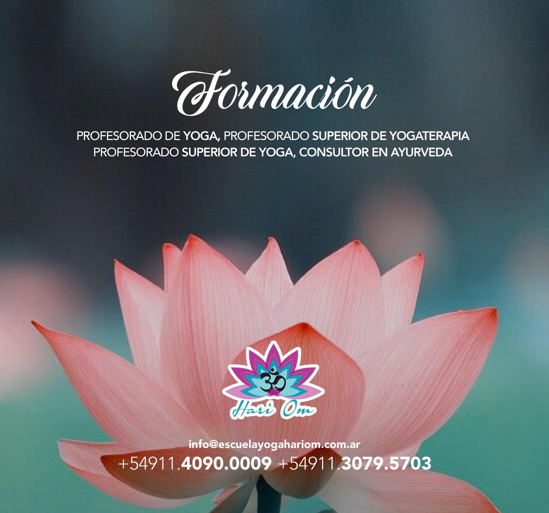 Hari Om Internacional - Escuela de Yoga y Ayurveda