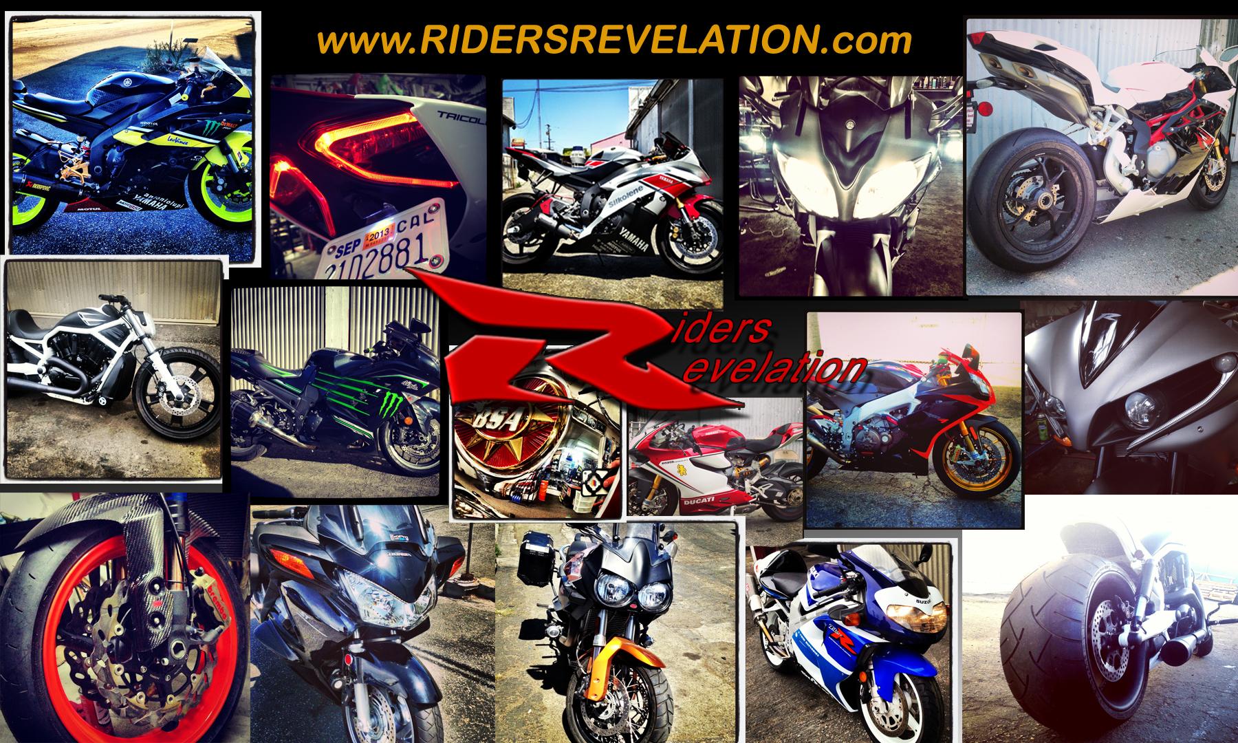 Riders Revelation