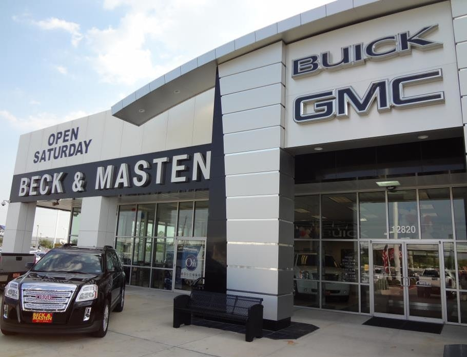 beck masten buick gmc south car and truck dealer in autos post. Black Bedroom Furniture Sets. Home Design Ideas