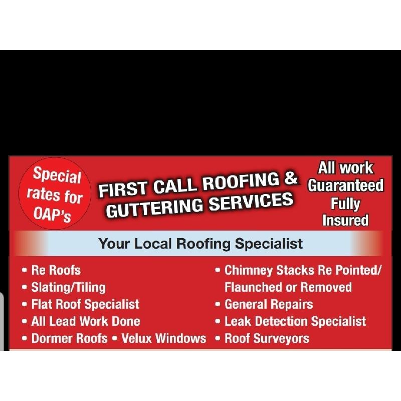 First Call Roofing - Accrington, Lancashire BB5 3HS - 07803 427675 | ShowMeLocal.com