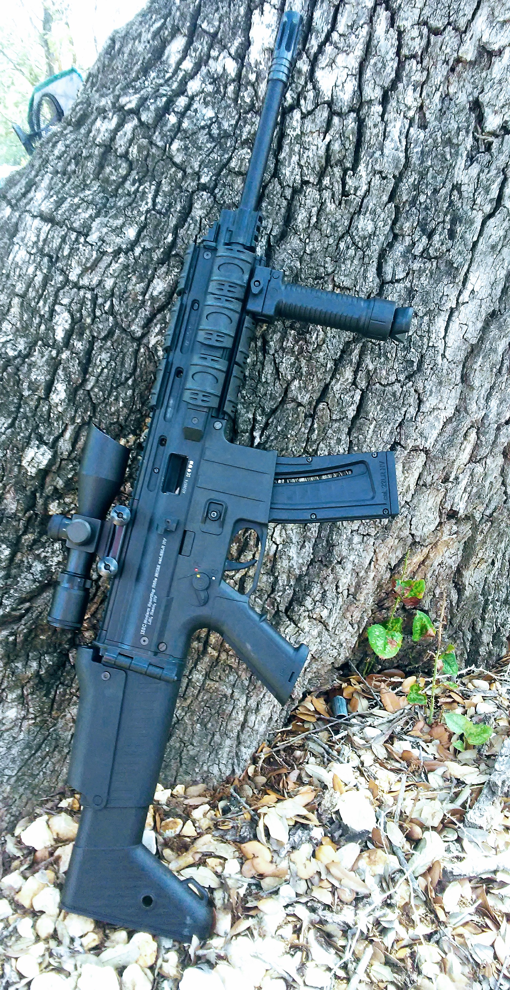 Semi-Automatic Rifle