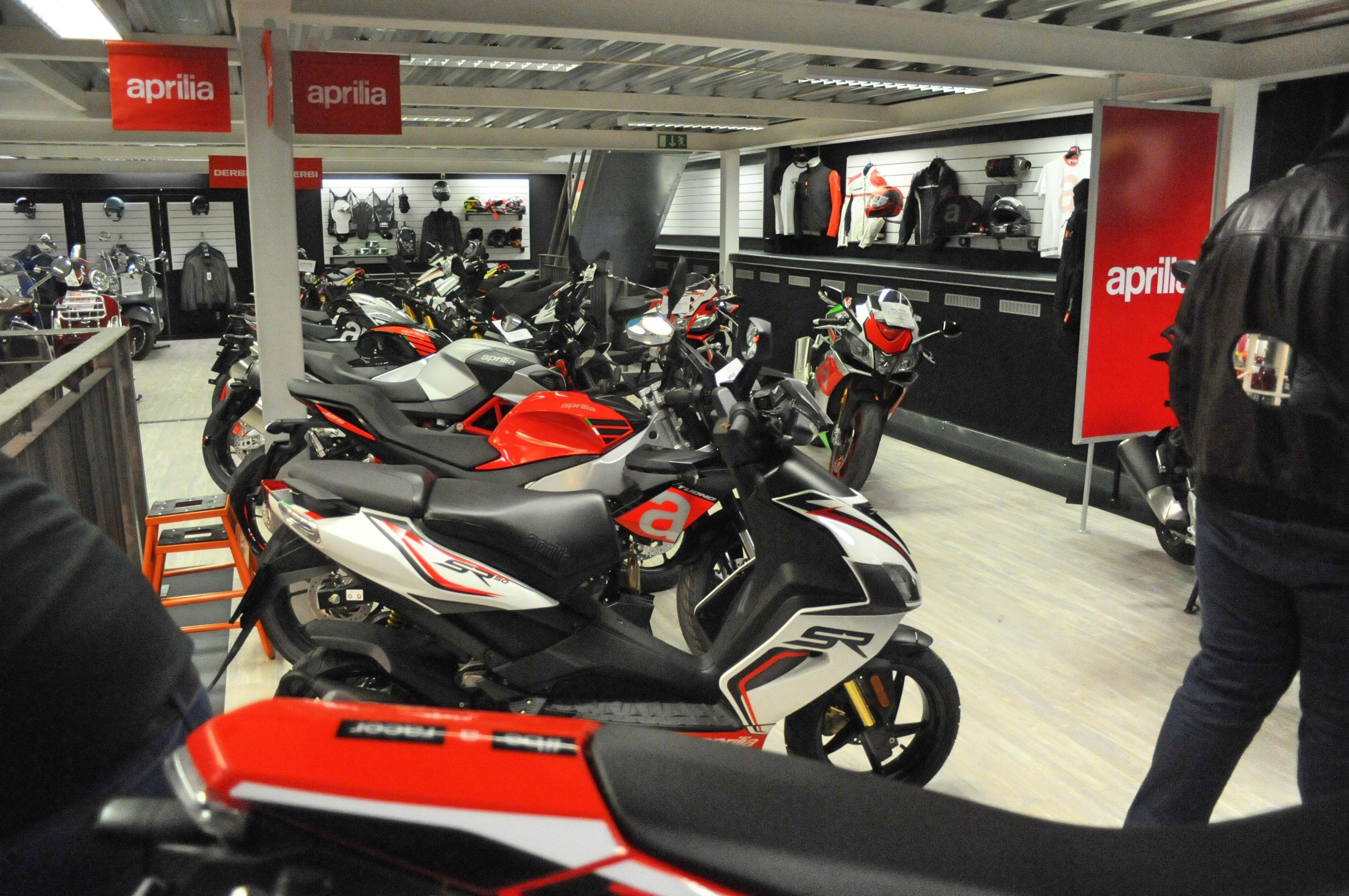 ProBike - Sveriges största moped & mc butik