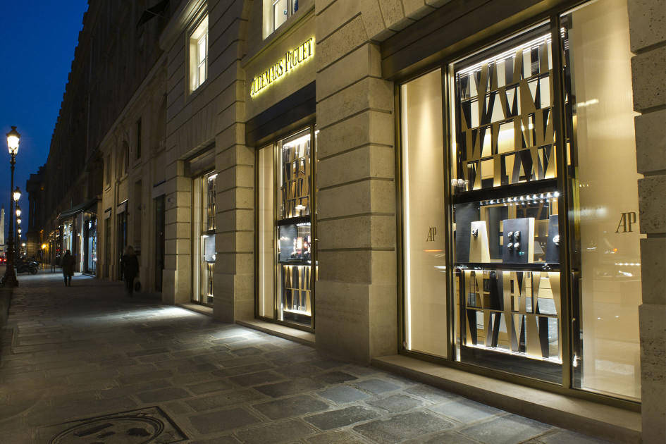 Audemars Piguet Boutique Paris Rue Royale