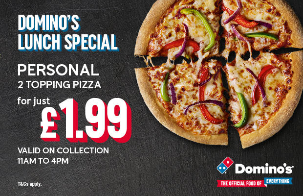 Images Domino's Pizza - Edinburgh - Dalry Road