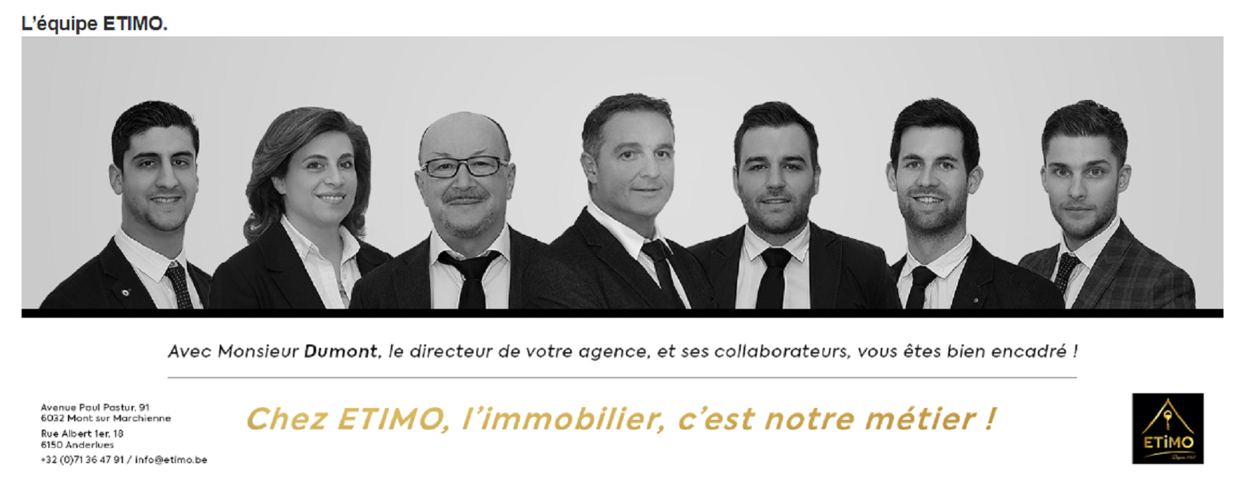 Agence Immobilière Etimo