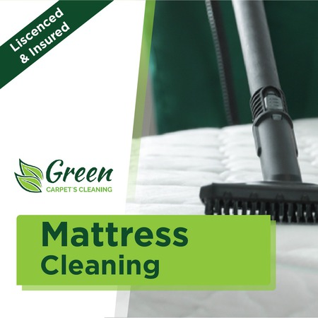 Mattress Cleaning Services - Green Carpet's Cleaning