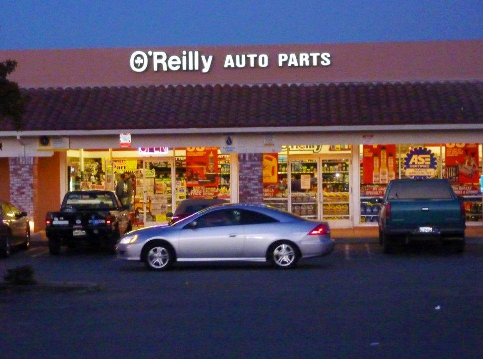 o 39 reilly auto parts in hollister ca 95023. Black Bedroom Furniture Sets. Home Design Ideas