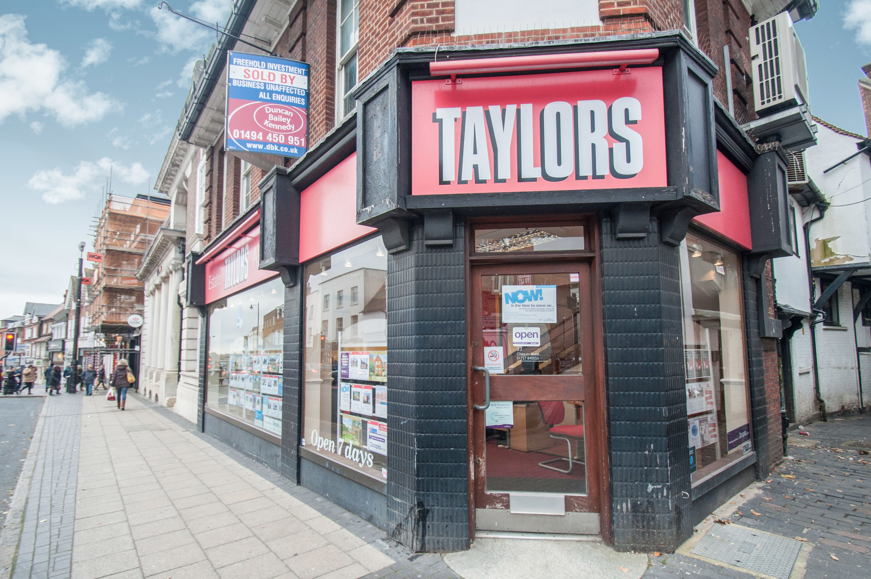 Taylors - CLOSED