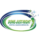 Done-Just-Right Painting & Cleaning Services Inc.