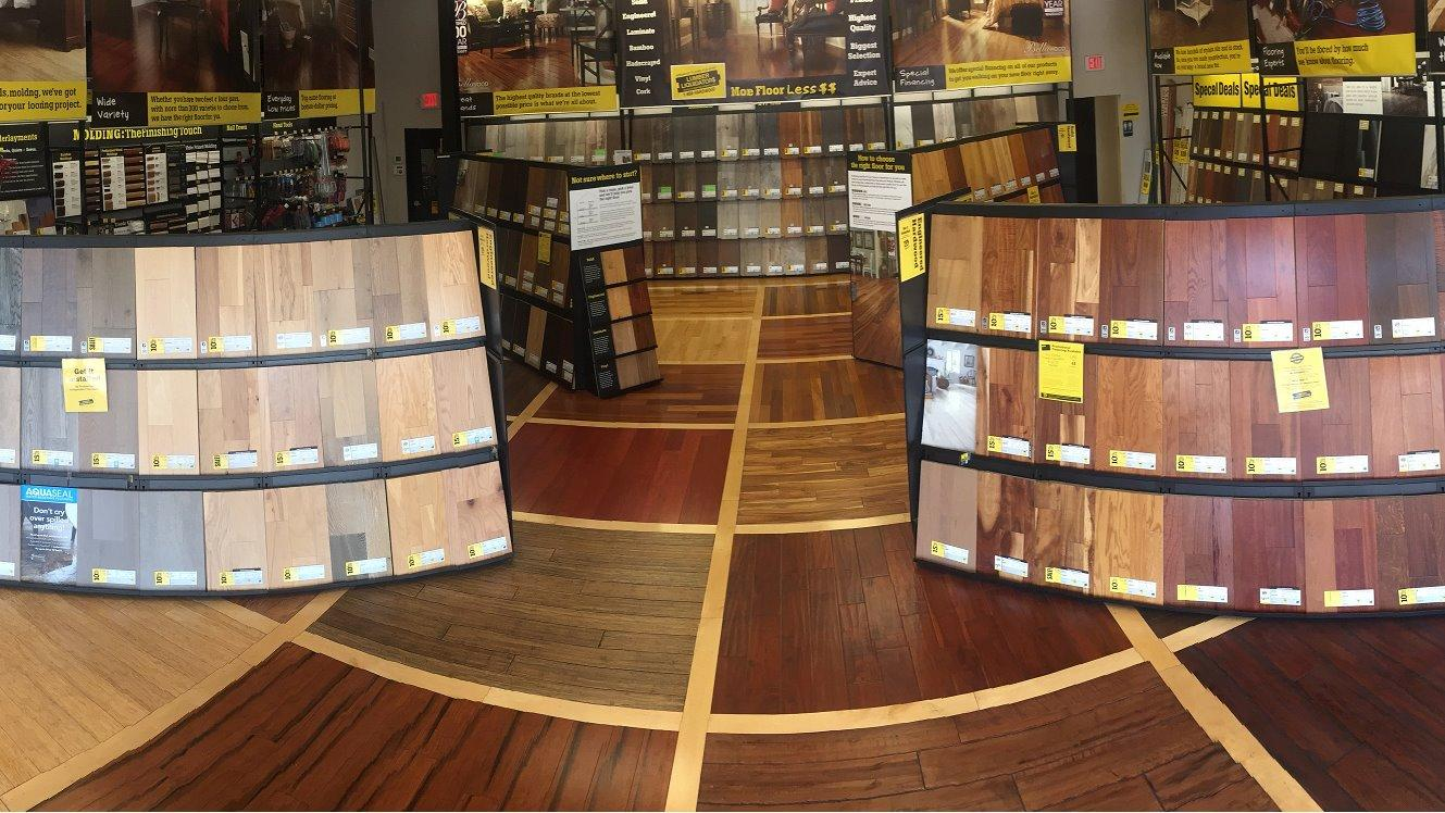 LL Flooring #1334 Glen Burnie | 585-A East Ordnance Rd | Showroom