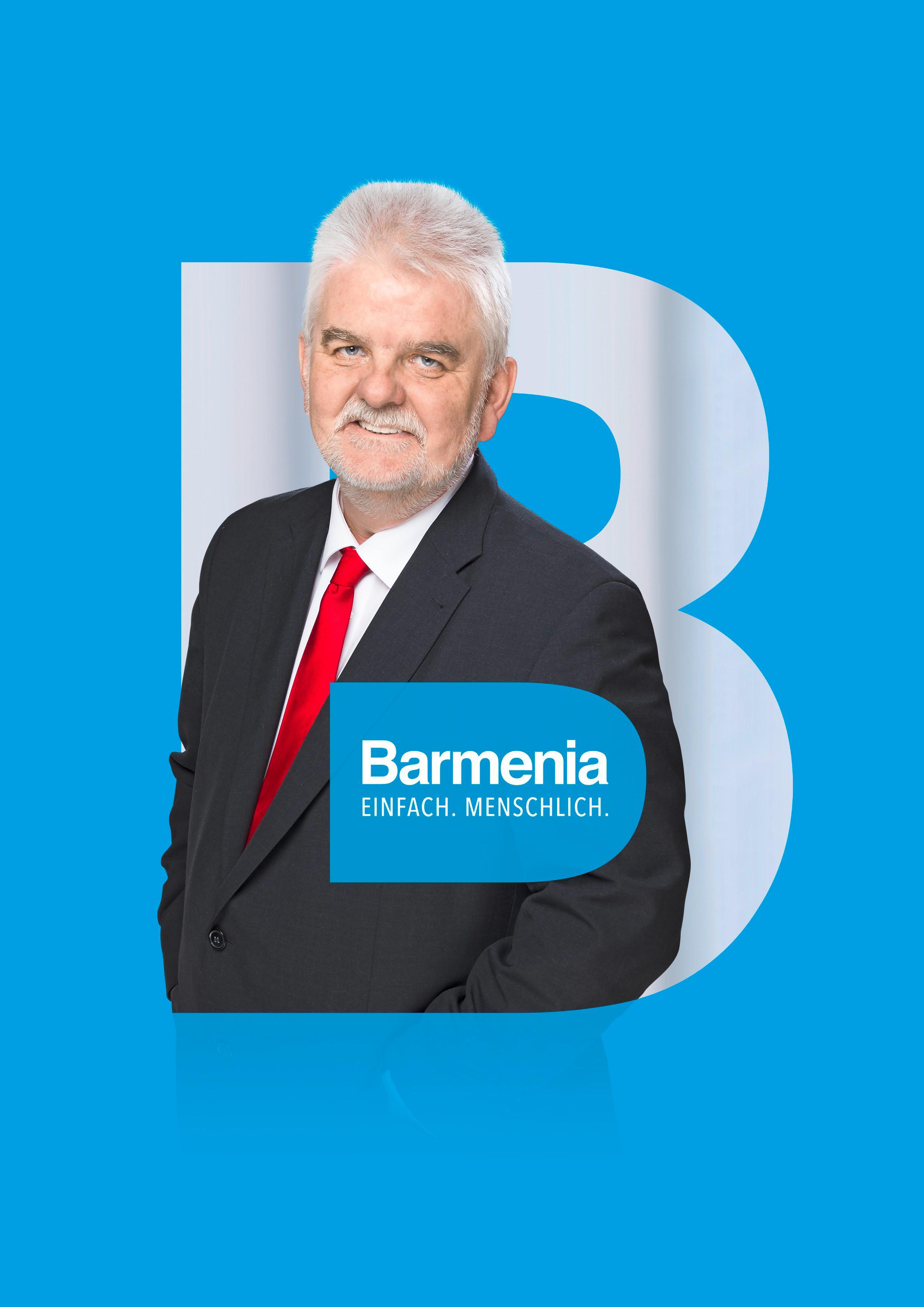 Axel Weinand. Ihr Ansprechpartner für die Barmenia Versicherung in Platten.