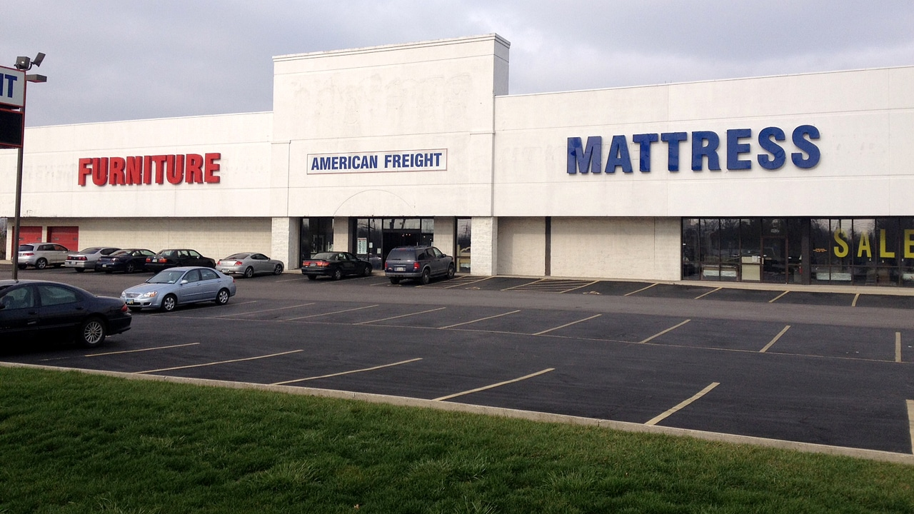 american freight furniture and mattress columbus ohio oh. Black Bedroom Furniture Sets. Home Design Ideas