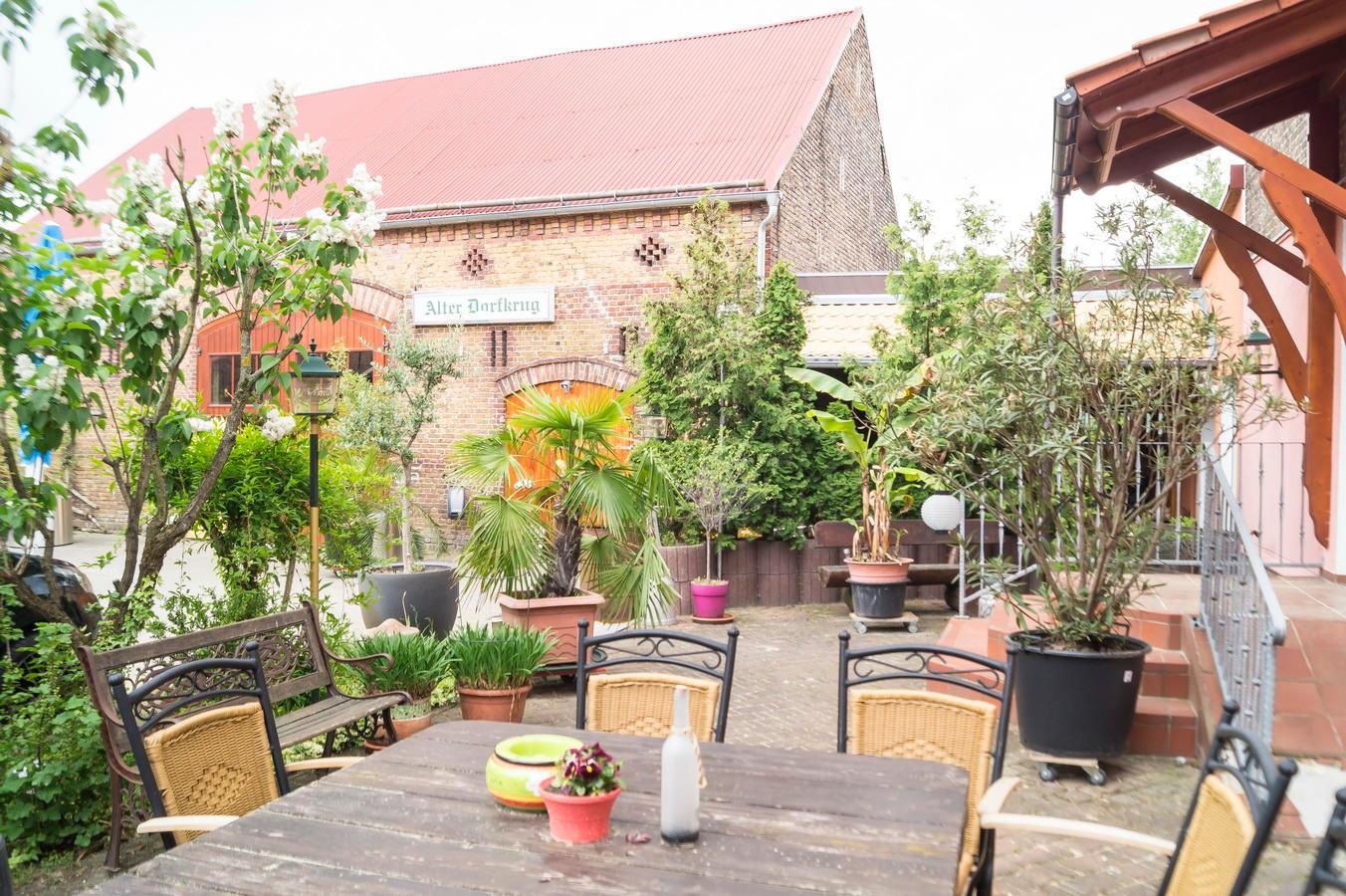 Landgasthof - Alter Dorfkrug