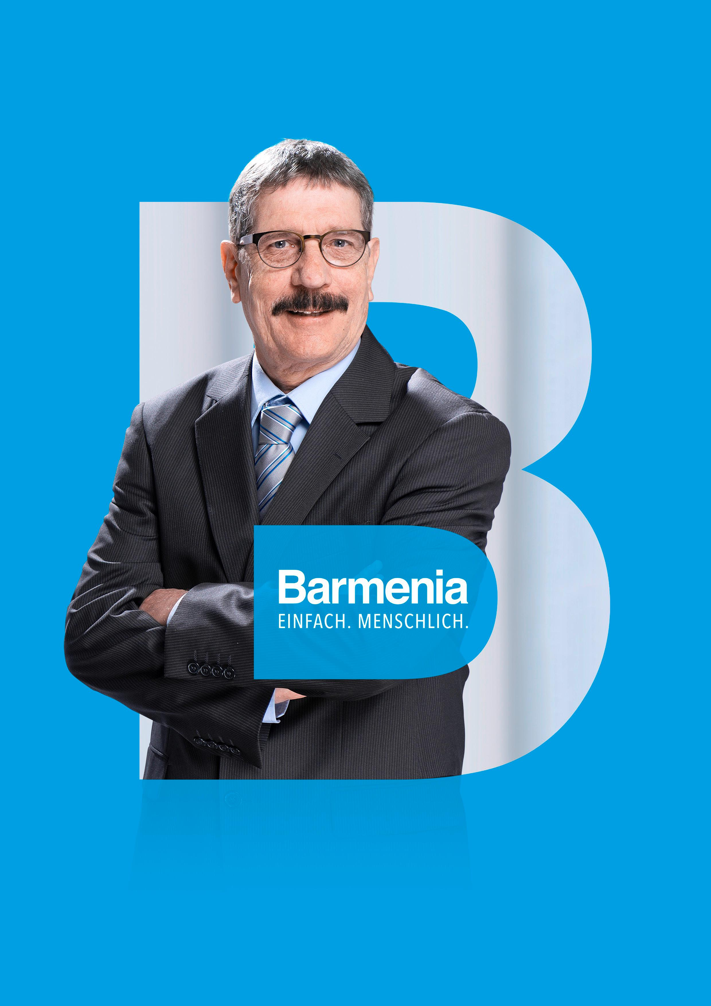 Barmenia Versicherung - Heinz-Peter Bartlewski