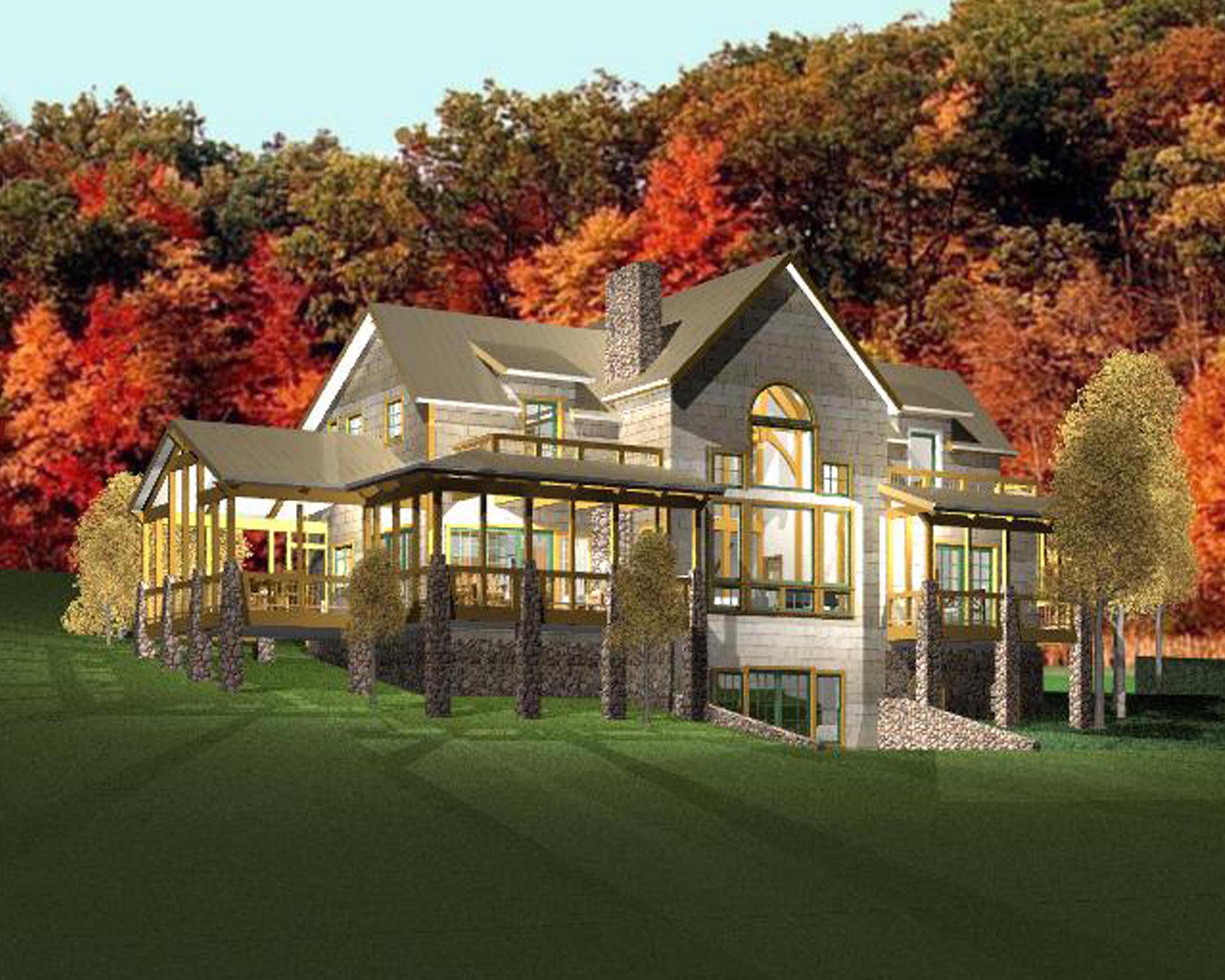 Mountain Shelter Design Institute In West Jefferson Nc