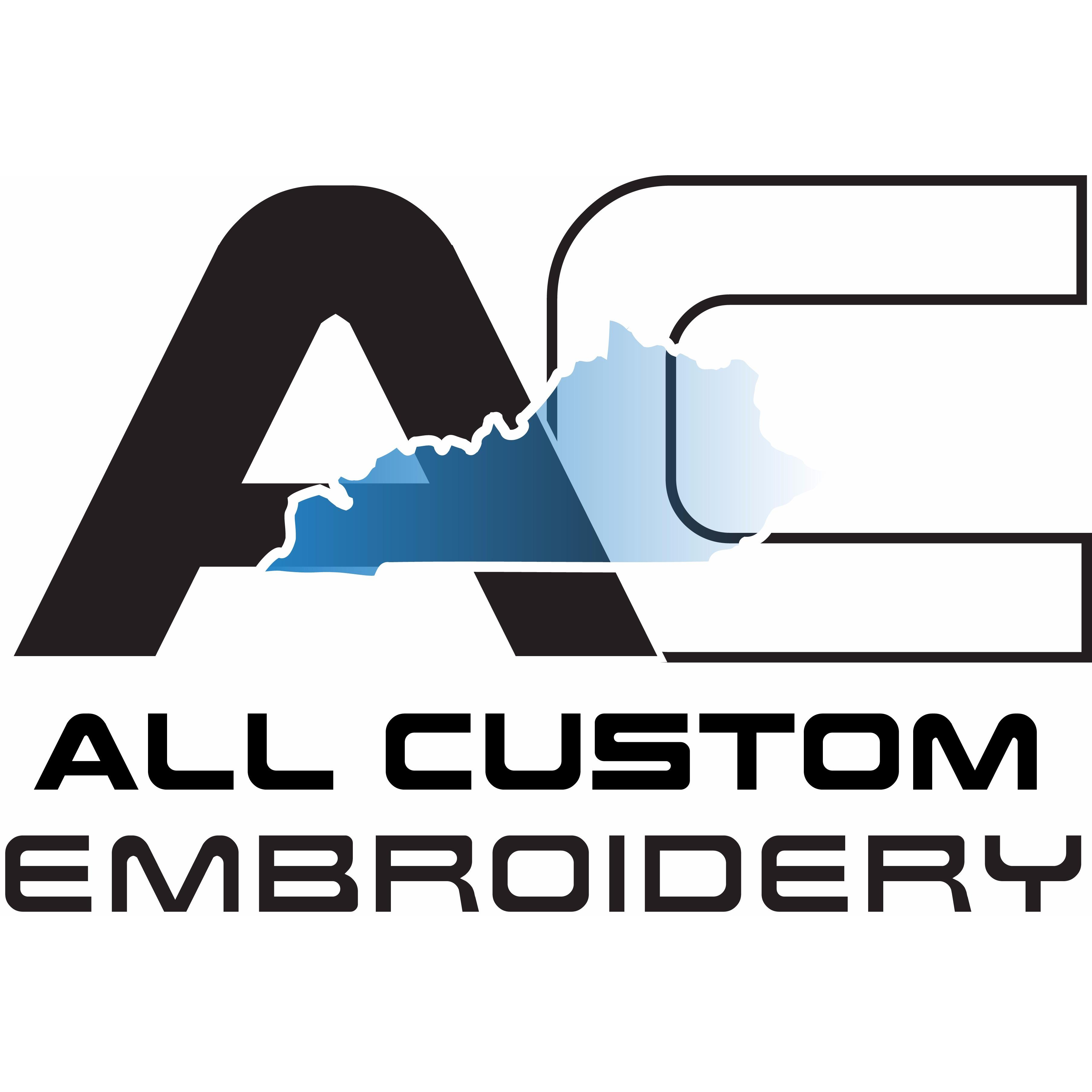 All Custom Embroidery - Nicholasville, KY - Apparel Stores