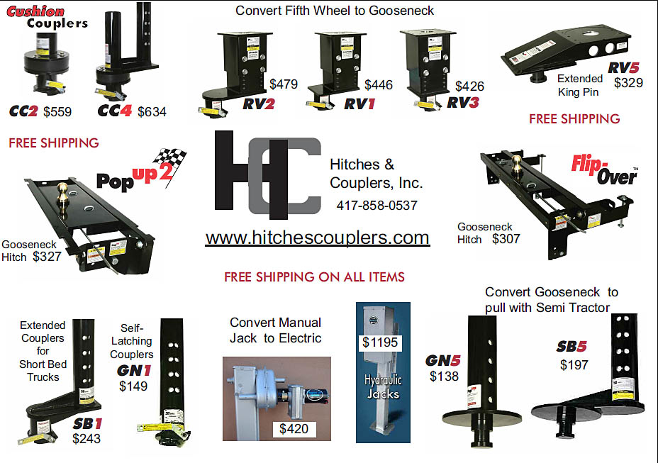 Hitches & Couplers, Inc image 0