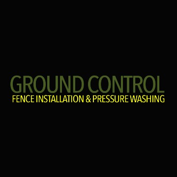 Ground Control Fence Installation and Pressure Washing
