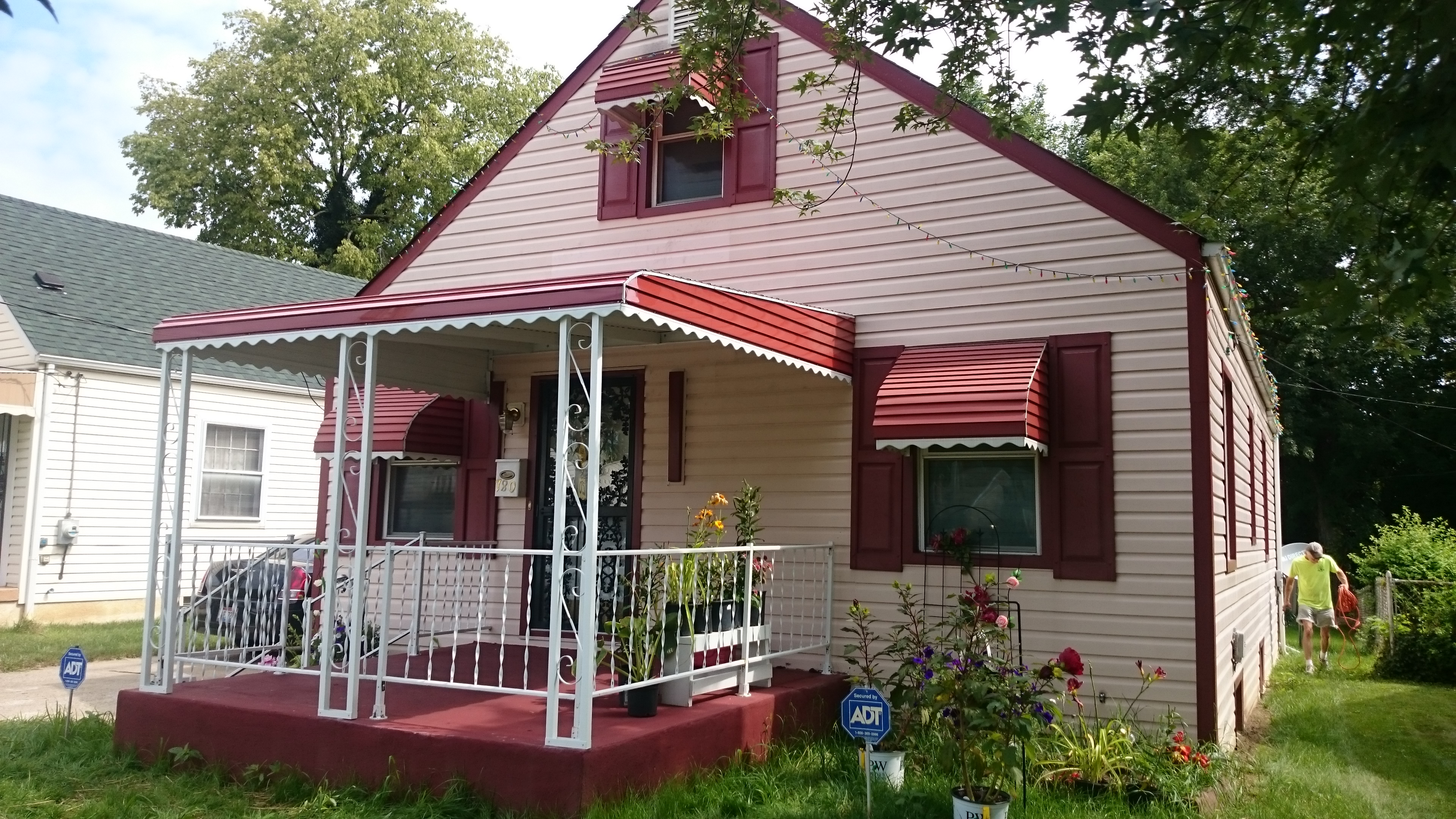Custom Awning Service And Builders Inc Columbus Ohio Oh