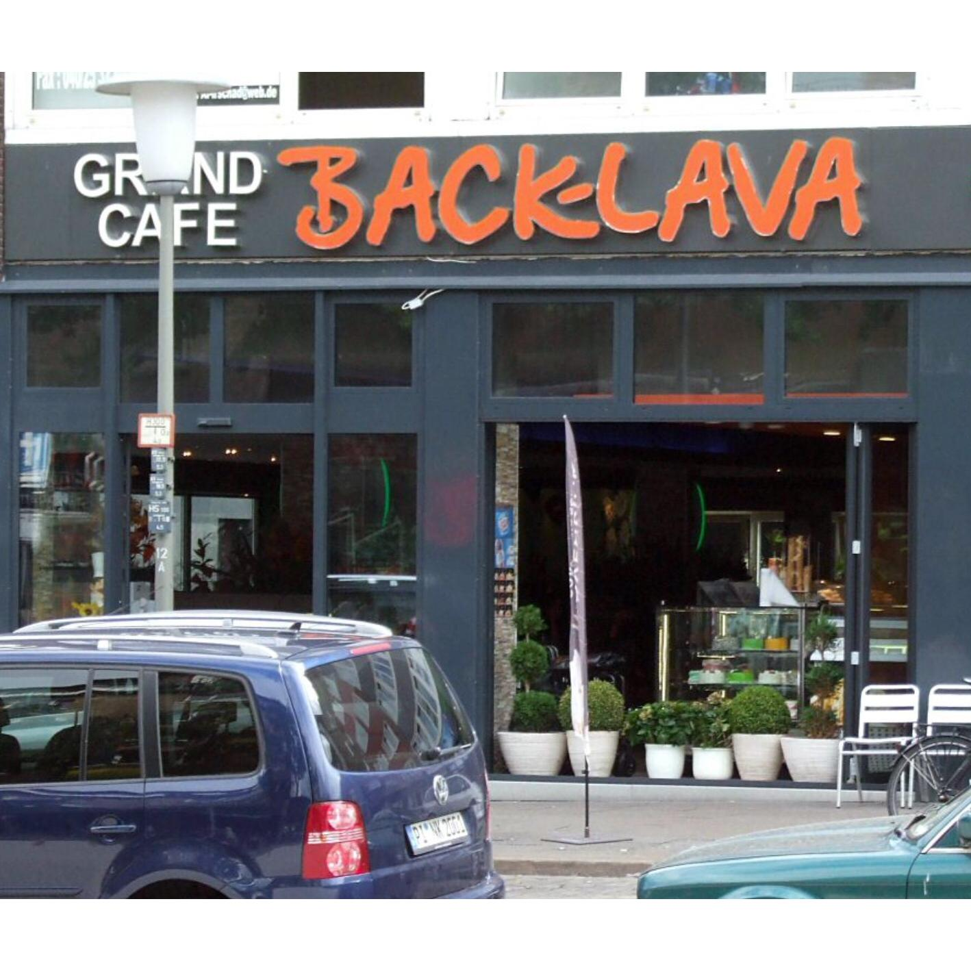 Grand Cafe Back-Lava GmbH