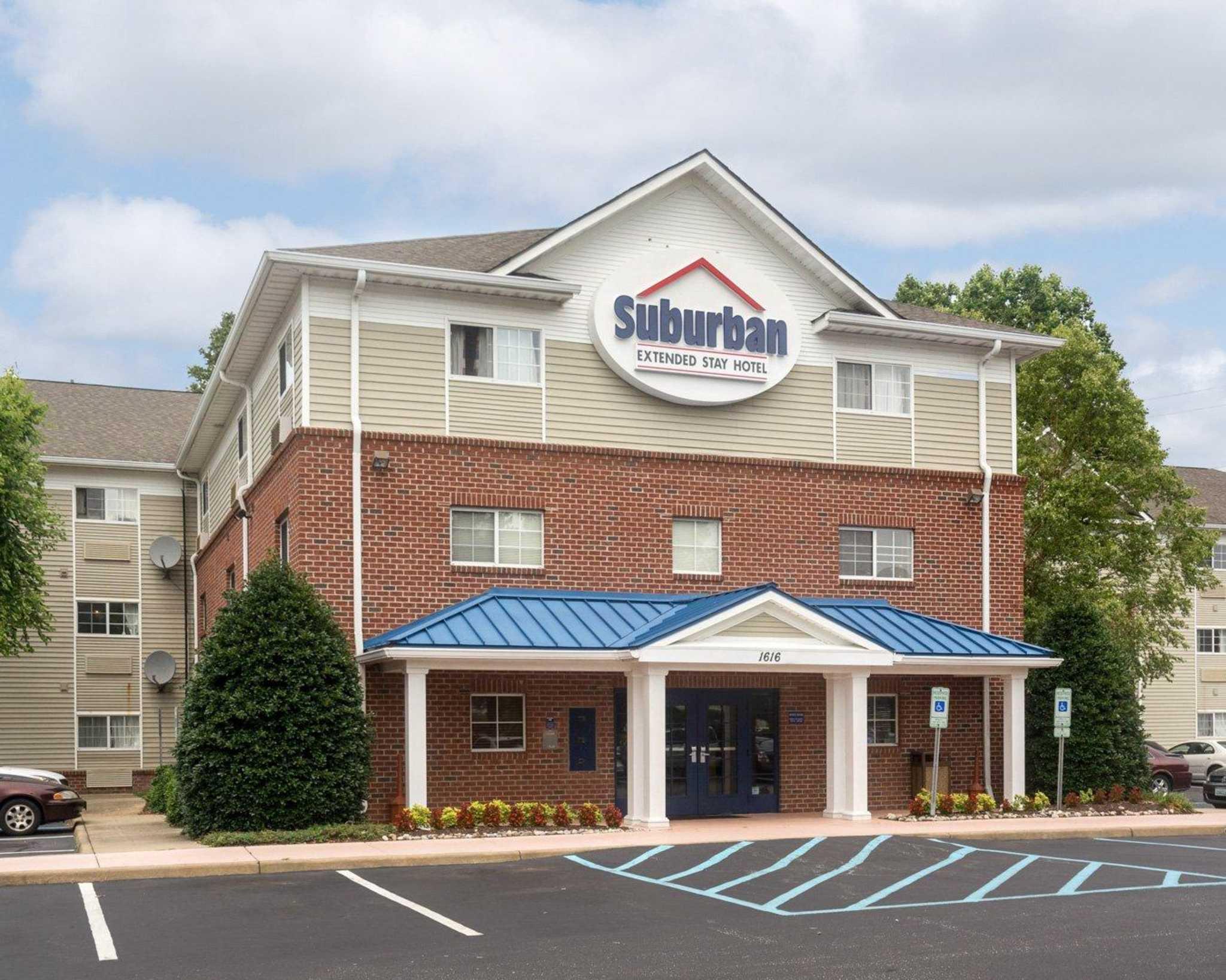 Suburban Extended Stay Hotel In Hampton  Va 23666