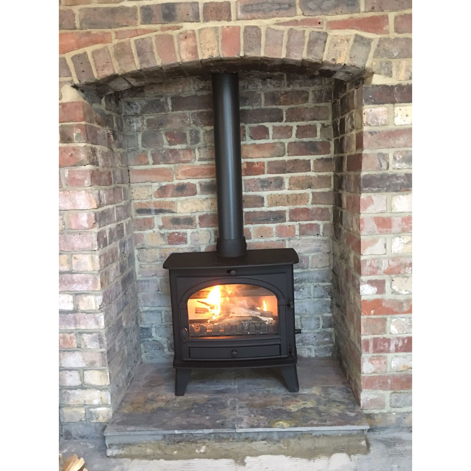 N D S Woodburning Stove & Fireplace Services (The Chimney Man) Hinckley 07514 698379