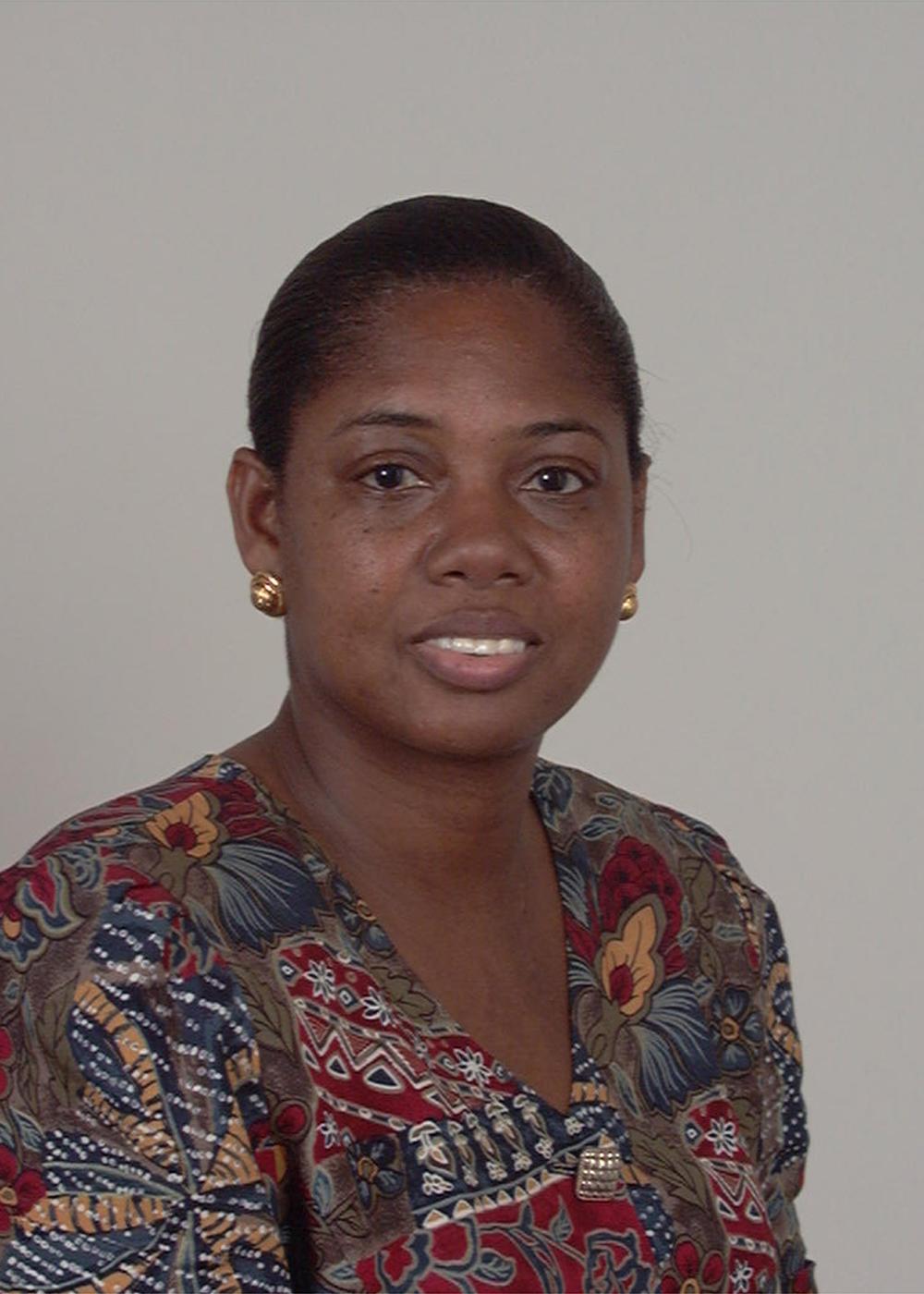 Sherron M Jackson MD
