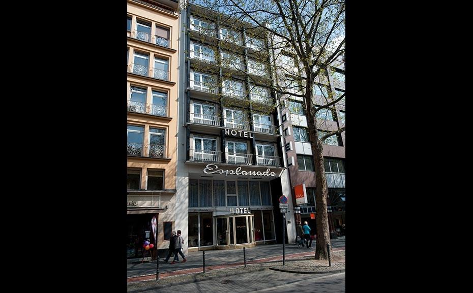 Hotel Esplanade Köln, Hohenstaufenring 56 in Köln