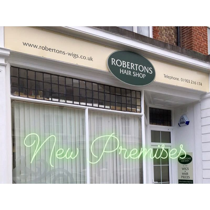 Roberton Wigs - Worthing, West Sussex BN11 3JR - 01903 216174 | ShowMeLocal.com