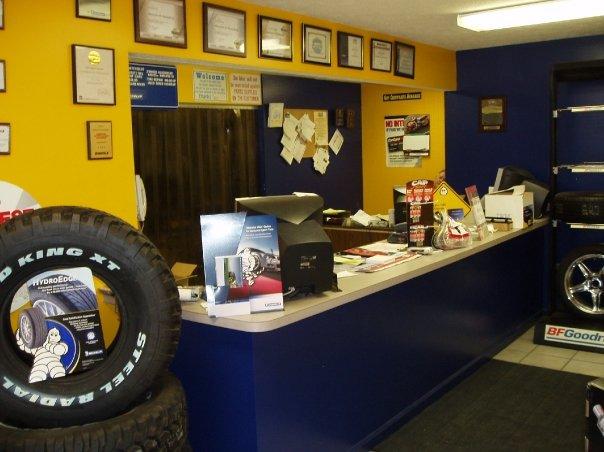 Bay Town Tire Pros Panama City Florida Fl