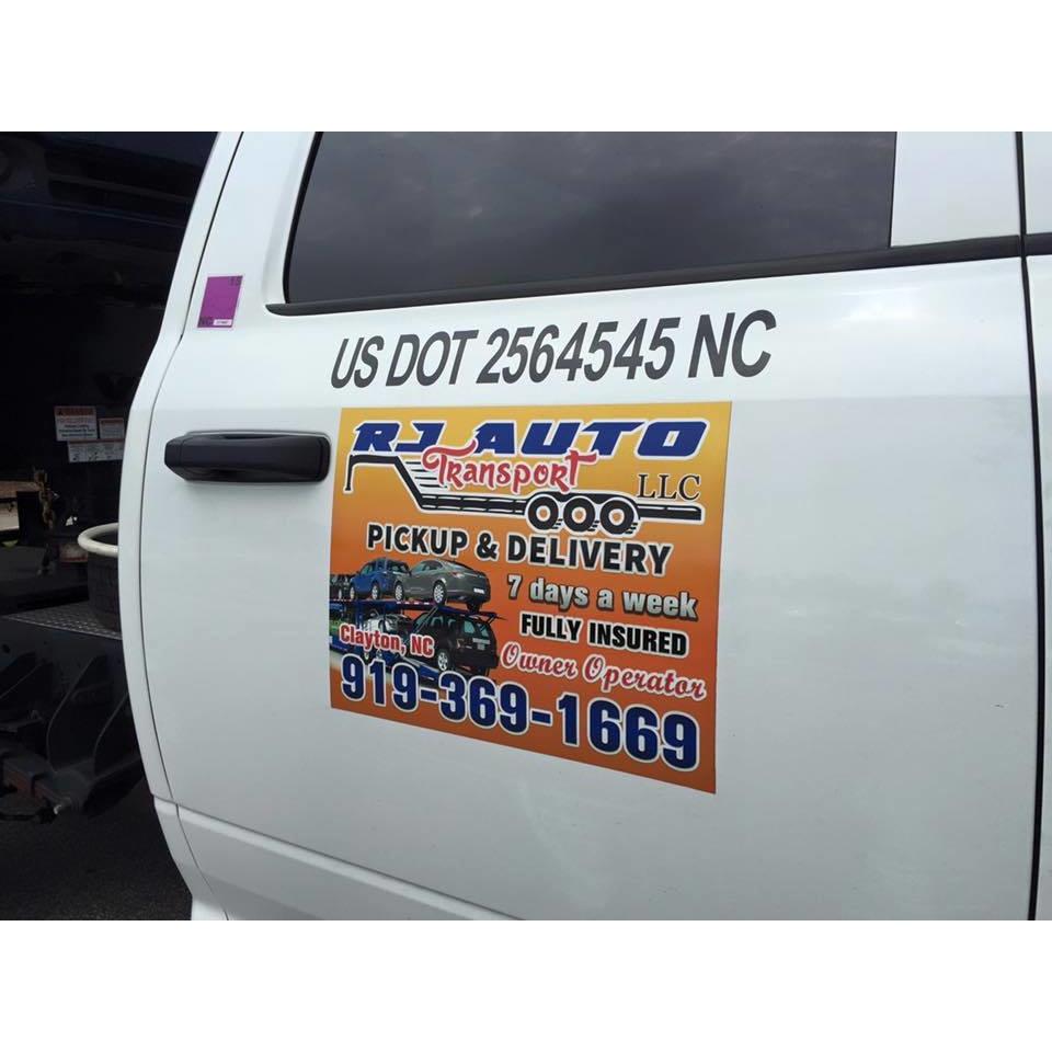 RJ Auto Transport LLC