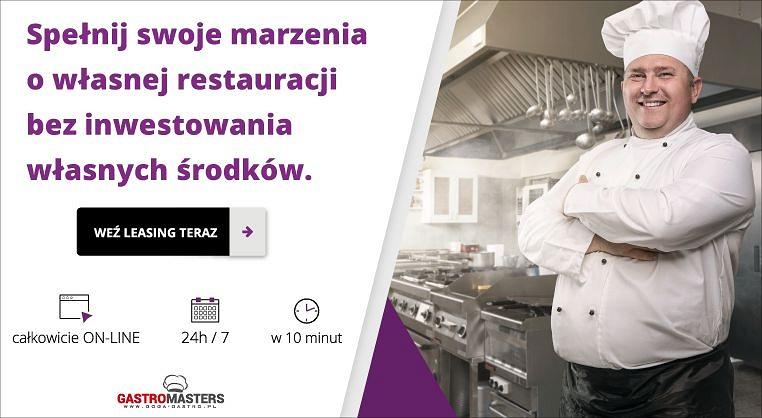 Michał Pośnik Gastro Masters - sprzedaż wysyłkowa