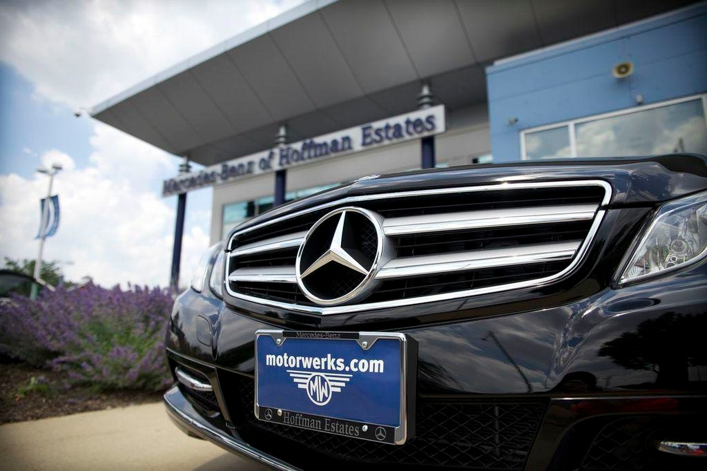 Mercedes Benz Of Hoffman Estates In Hoffman Estates Il