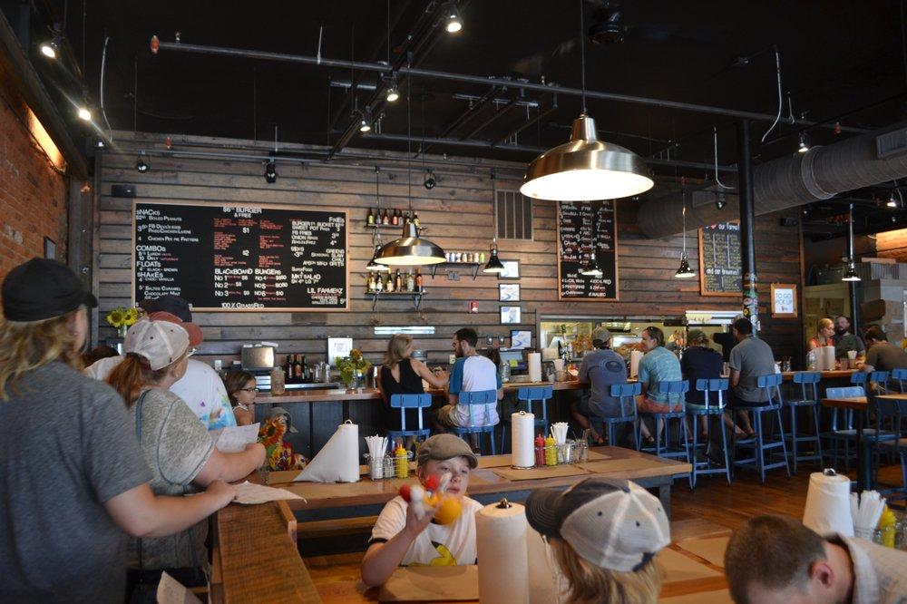 Natural Food Restaurants Asheville Nc