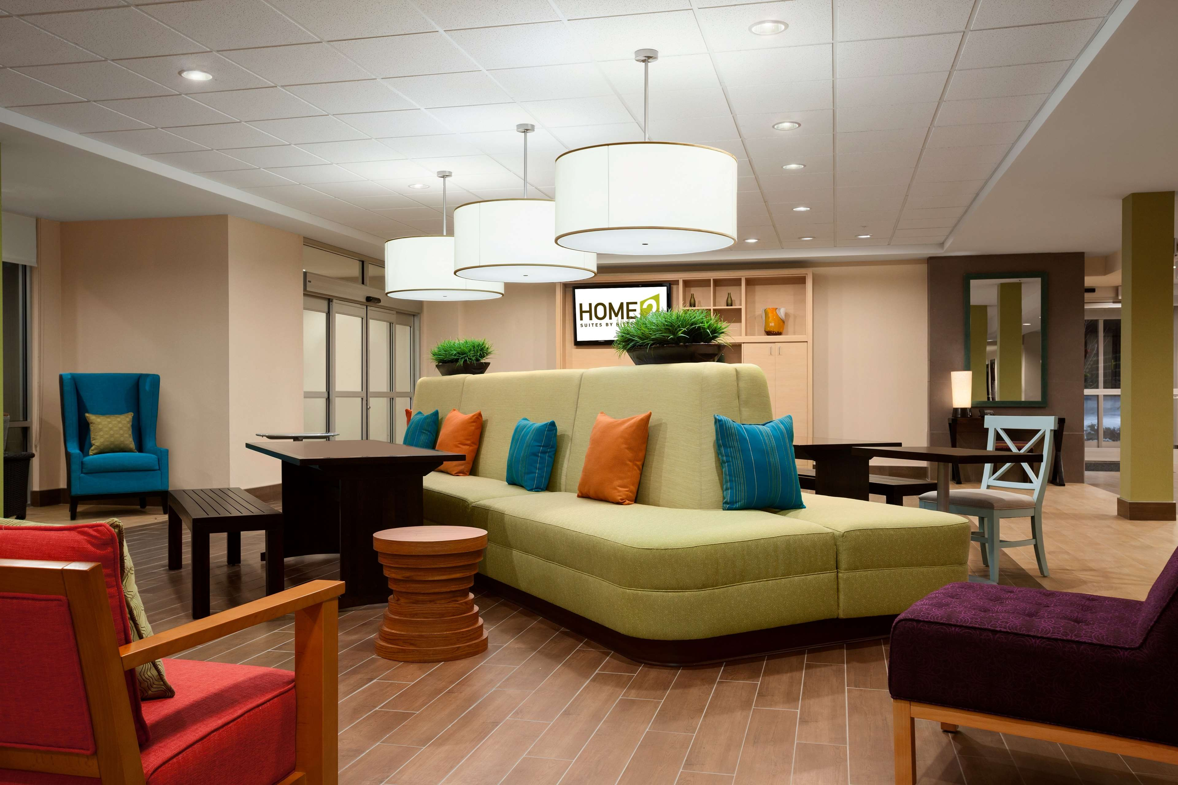 Extended Stay Hotel in NJ Rahway 07065 Home2 Suites by Hilton Rahway, NJ 667 East Milton Avenue  (732)388-5500