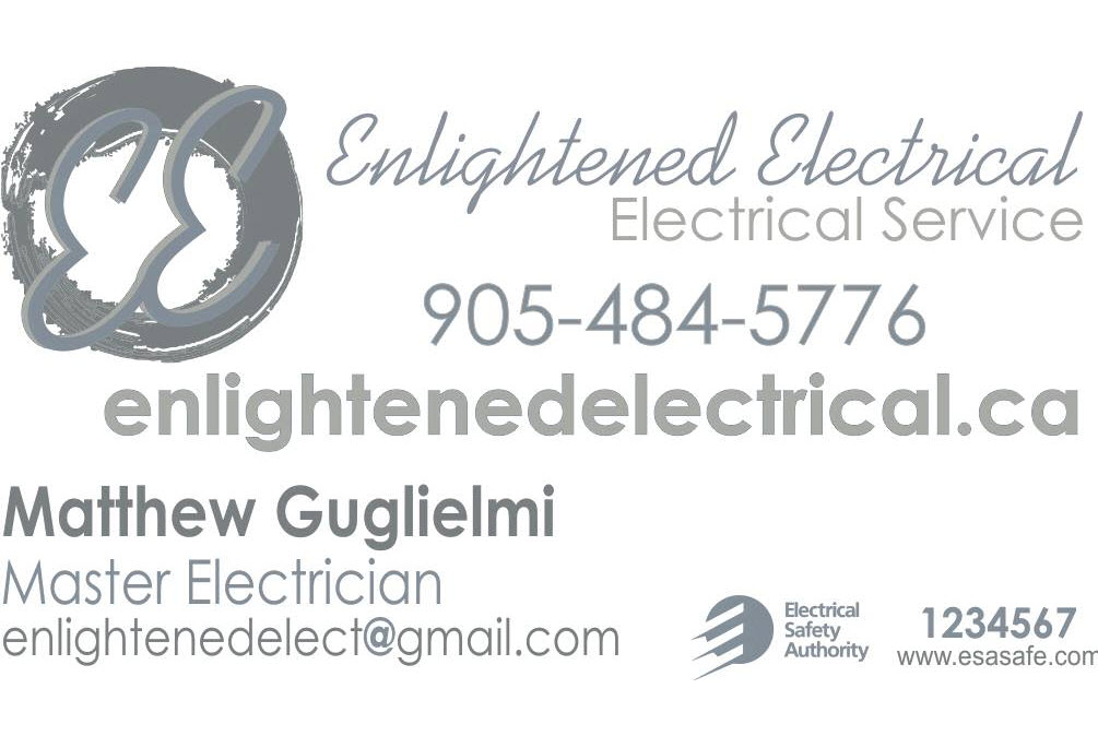 Enlightened Electrical Burlington (905)484-5776