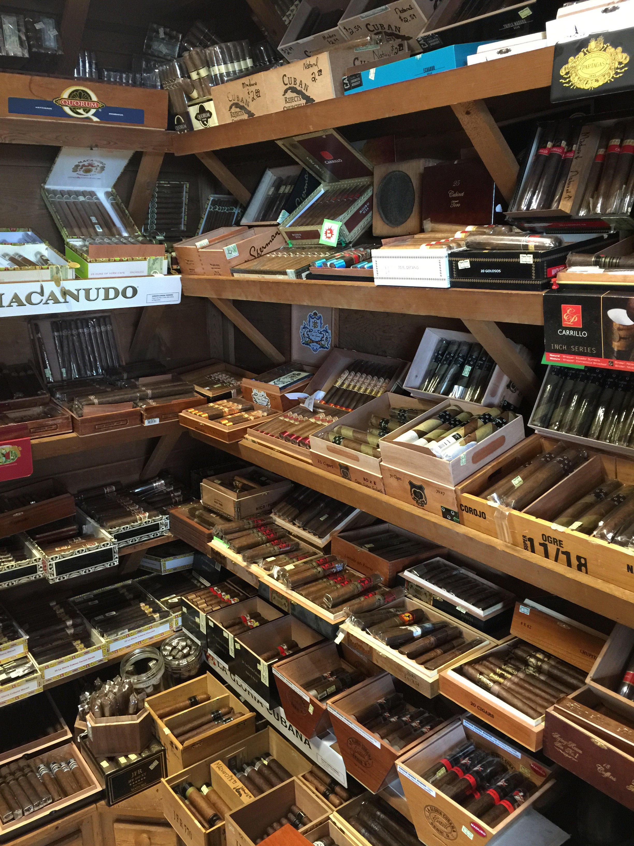 The Cigar Club